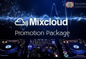 MIXCLOUD MUSIC PROMOTION PACKAGE