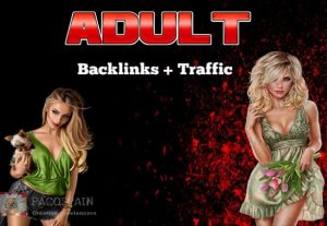 We Will Create 3 million Backlinks For Adult Websites + Free Traffic