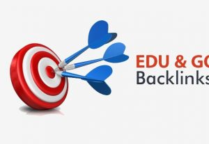 I will make 20. edu-. gov backlinks for your website