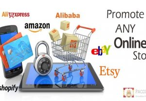 Promote Your Amazon, Etsy, eBay, Shopify Store