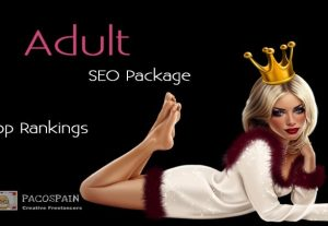 Buy ADULT Ranking Package – Top Google Results