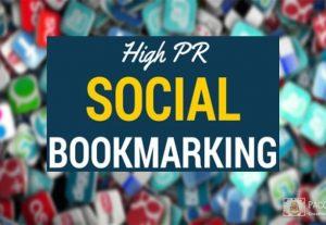 We create 25 Top PR10-5 Social Bookmarks