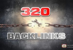 Mix 320 Do-Follow And No-Follow Backlinks