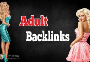 Quality Backlinks For Adult Sites 100-120 PR 6 To PR2