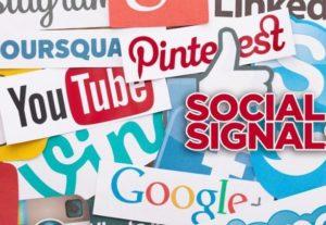 Social Signals (PR9) High Quality Signals