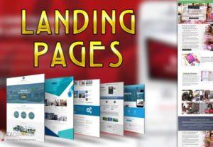Landing Page Design For Your Website