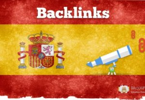 Spanish SEO Backlinks with keyword related Spanish content