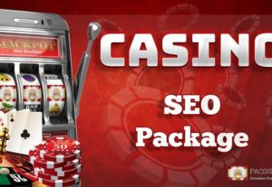 Rank your Casino or Gambling website with this SEO Package